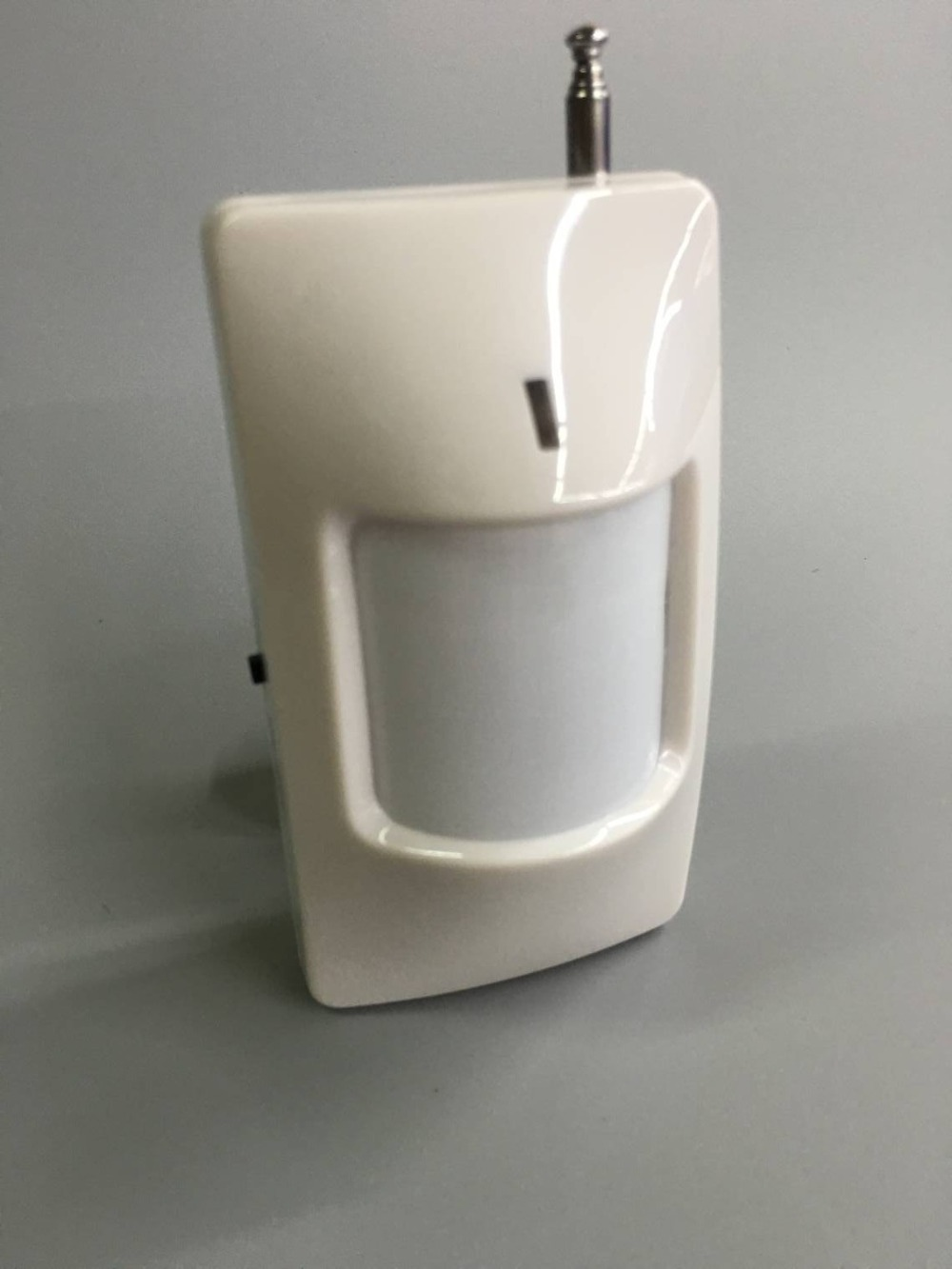 Bezprzewodowy pasywny czujnik alarmowy na podczerwień PIR czujnik ruchu dla 433MHz Wifi/GSM/PSTN system alarmowy do domu