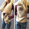 Fashion Women Winter Warm Faux Fur Vest Sleeveless Outerwear Waistcoat Jacket