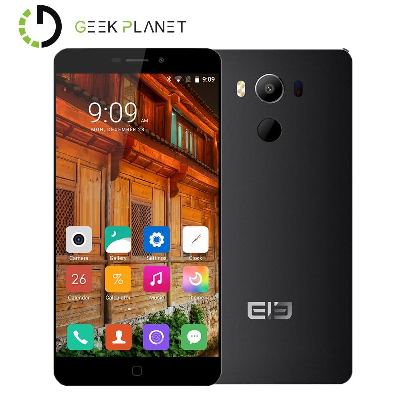bilder für Ursprüngliche ELEFON P9000E Android 7.0 Smartphone 4 GB RAM 32 GB ROM Helio P10 MTK6755M 1,8 GHz Octa-core 5,5 Zoll FHD Bildschirm 4G LTE