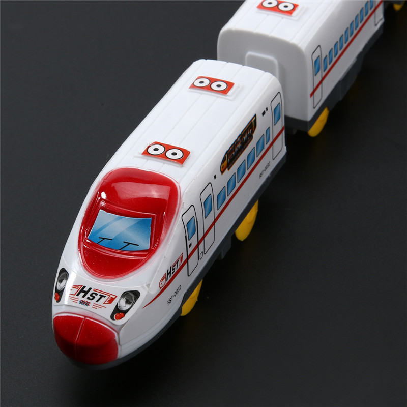 Baby Kids Children toys harmony emu section 5 train car Small electric toy train