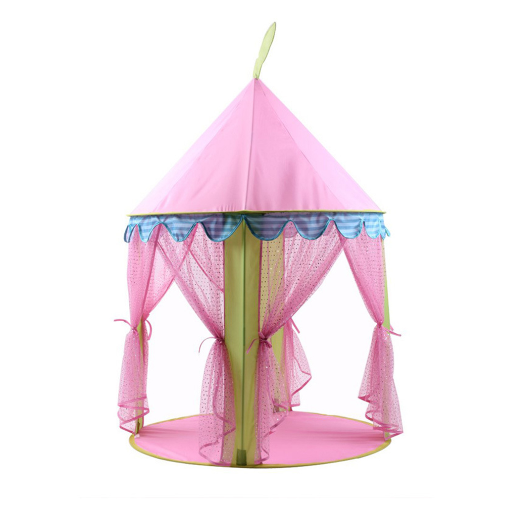 Girls Princess Castle PLay Tent Fairy Castle Tent Cute Playhouse Children Kids Outdoor ToysGirls Princess Castle PLay Tent Fairy Castle Tent Cute Playhouse Children Kids Outdoor Toys