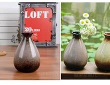 Zakka Hand Painted Ceramic Vase