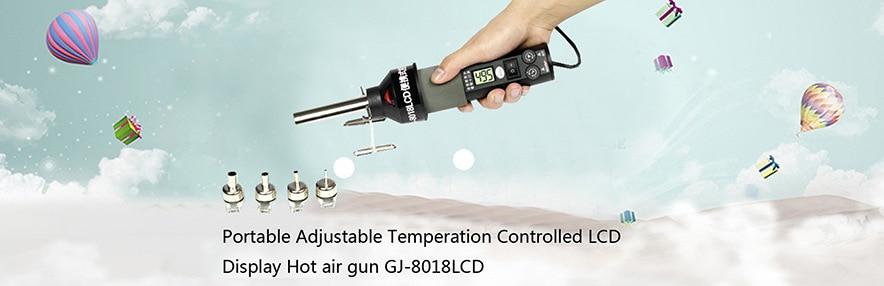CXG E60WT Electric Soldering iron 60W LED Adjustable Temperature EU plug Welding Solder Station Heat Soldering iron soldador