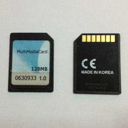 7pin MMC карты памяти мультимедийный карты 128 МБ MultiMediaCard