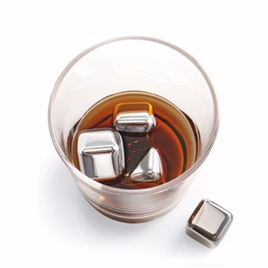 Image 2 - Xiaomi KMLONG 304 Stainless Steel Whiskey Cooler Wine Beer Cubes Chillers Physical Cooling Tool for Home Wedding