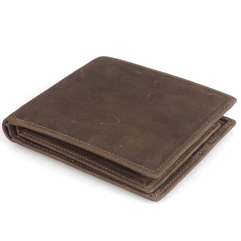 TIDING Fashion designer wallet vintage bifold men wallets card holder free shipping 4052