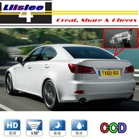 Liislee Car Camera For Lexus IS250 IS300 2005~2013 rearview Rear View Back Up Camera For PAL / NTSC Use   RCA