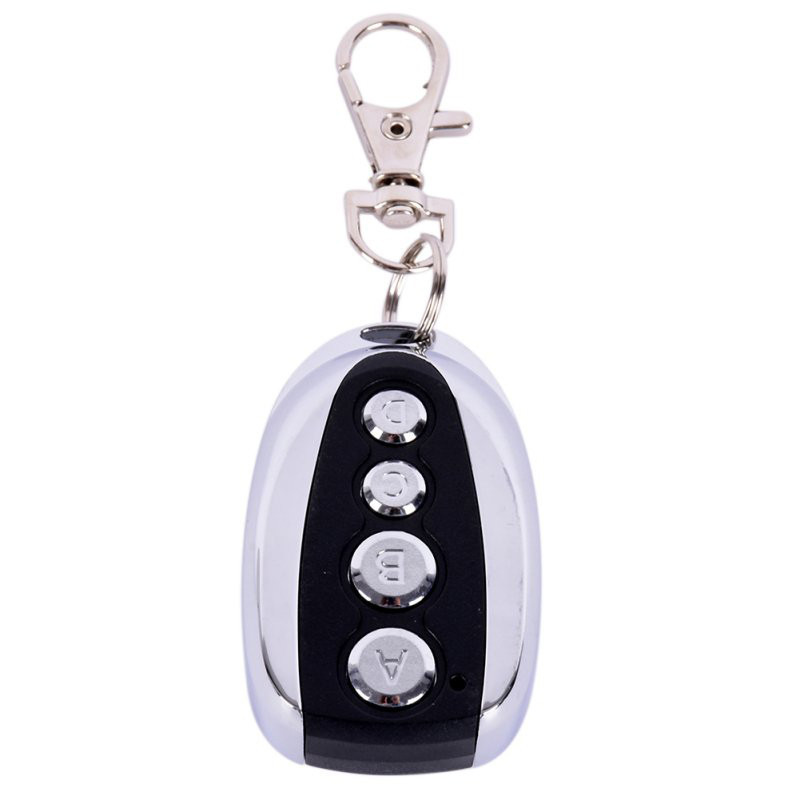 1PC Remote Control Cloning Gate for Garage Door Car Alarm Products Keychain 433 Mhz High Quality cloning