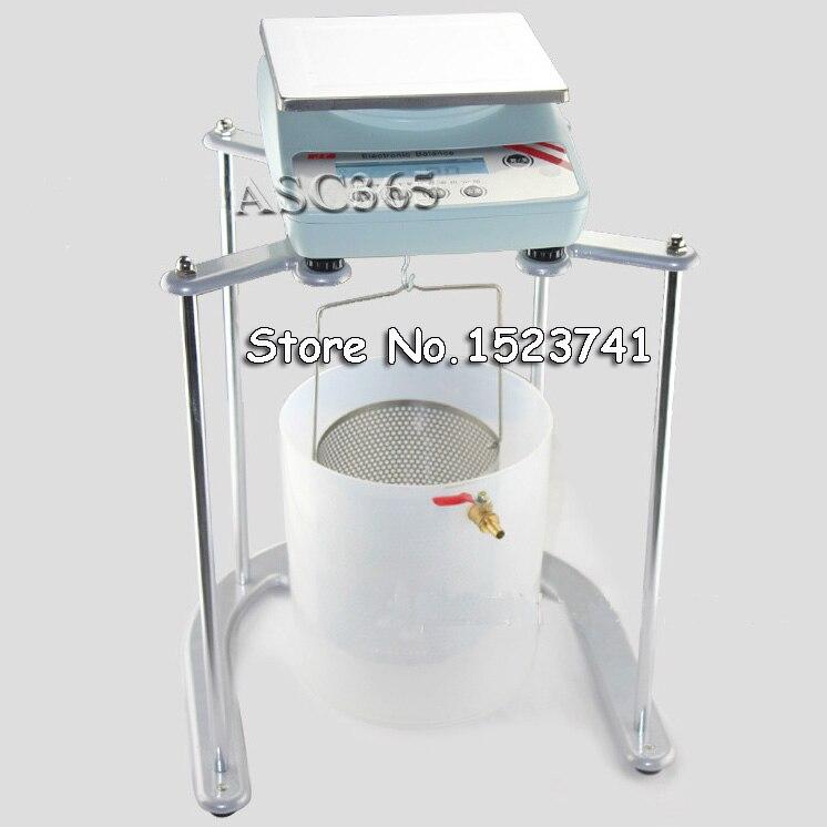 5000 г 0 1 объемные электронные весы с гидростатическим балансом