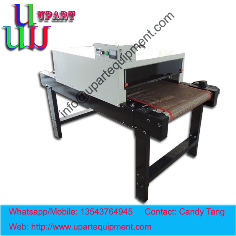 T-shirt conveyor tunnel dryer machine,drying machine for t-shirts, t-shirts dryer 2016 new clothes dryer drying shoe dryer machine travel portable multifunctional warm quilt machine d1602