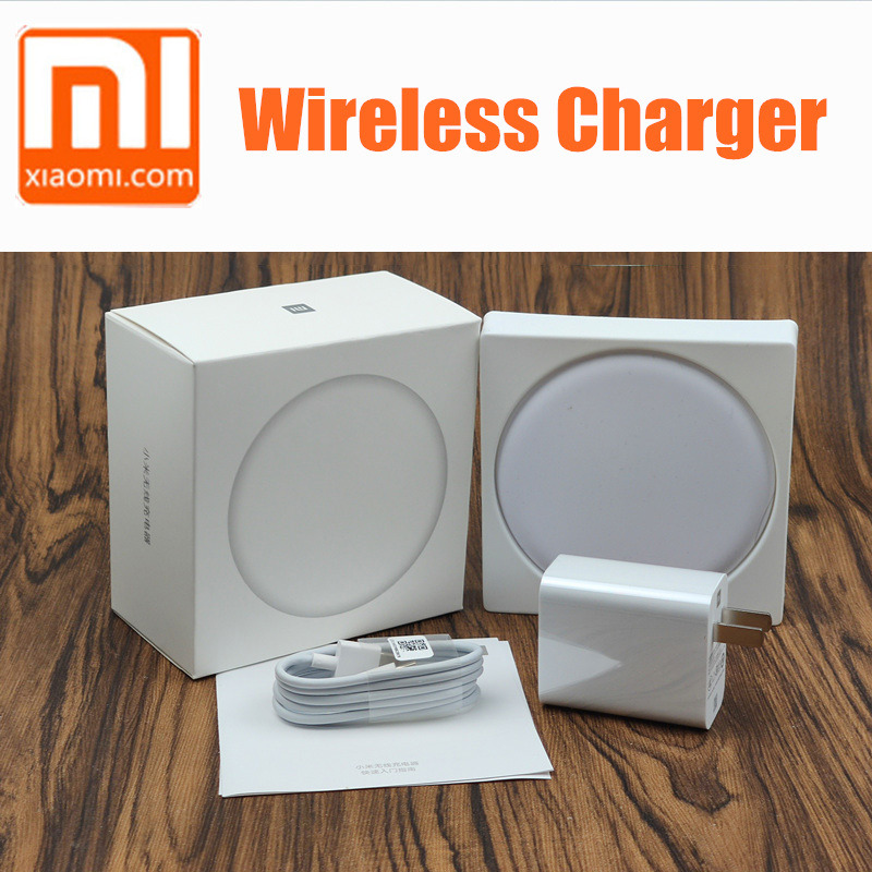 Xiaomi Wireless-Charger MIX Cellphone Qi 5W Mi-9 20W Max 10W for 2s/3 EPP 2s/3