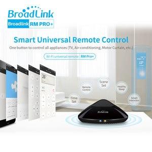 Image 2 - Broadlink rm pro + rm mini3 범용 스마트 리모컨 wifi + ir + rf + 4g 스마트 홈 app 제어 alexa google 홈으로 작동