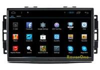 Для Chrysler Aspen 300C 2004 2008 4 ядра Android 6.0 автомобиль Радио media GPS навигации СБ Navi головное устройство Bluetooth зеркало Ссылка