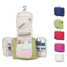 Men's Women's Cosmetic Bag Hanging Travel Makeup Bags Washing Toiletry Kits Storage Bags travel Organizer Bag стоимость