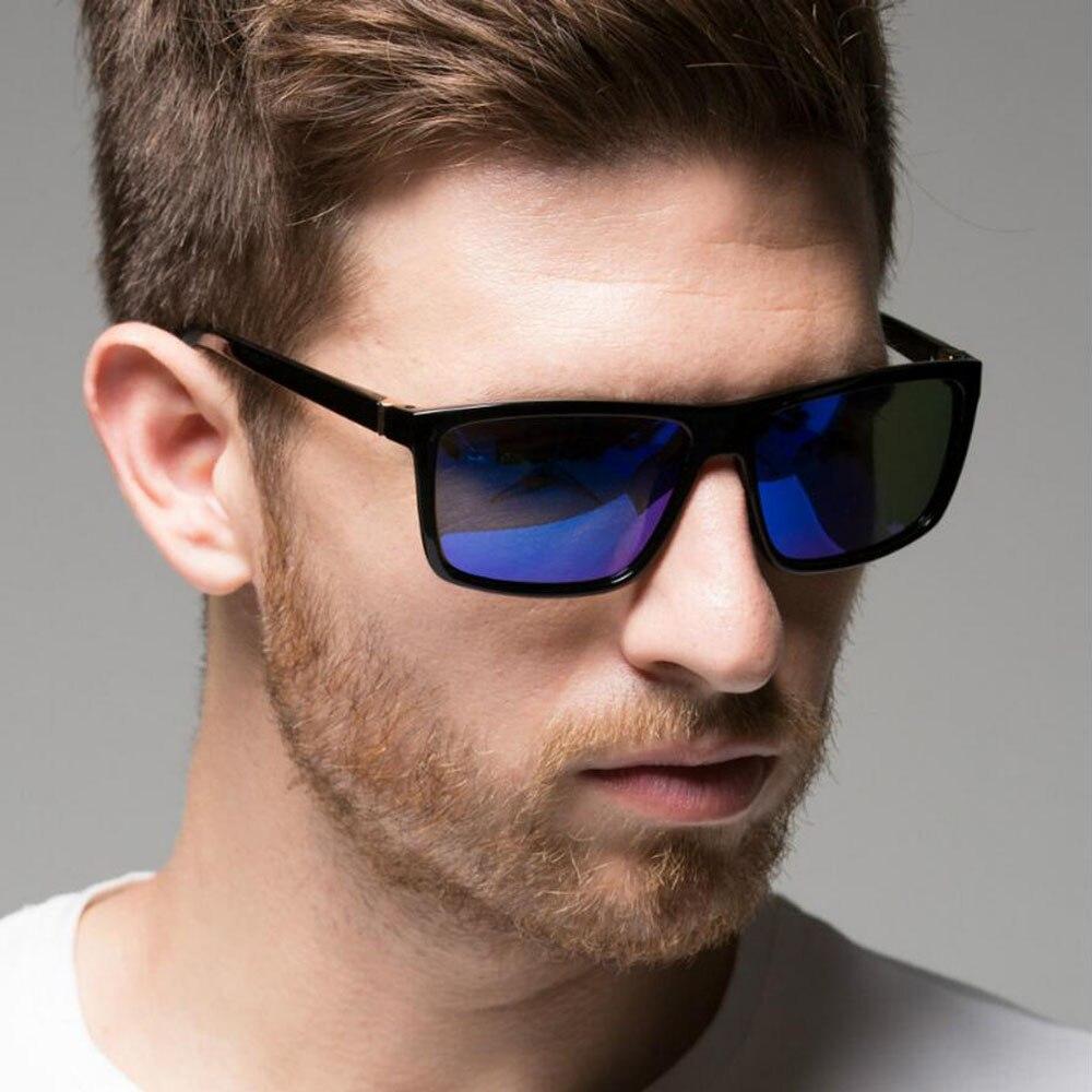 3702a71b0a Viahda 2018 nuevo tr90 polarizadas Gafas de sol hombres moda masculina gafas  Sol Gafas viajes gafas de sol sólo 19g con caja en De los hombres gafas de  sol ...