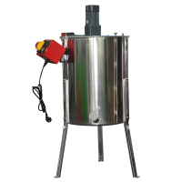 Hot sales in 2/3/4/6/8/12/24 frame electronic honey bee extractor for beekeeping sale