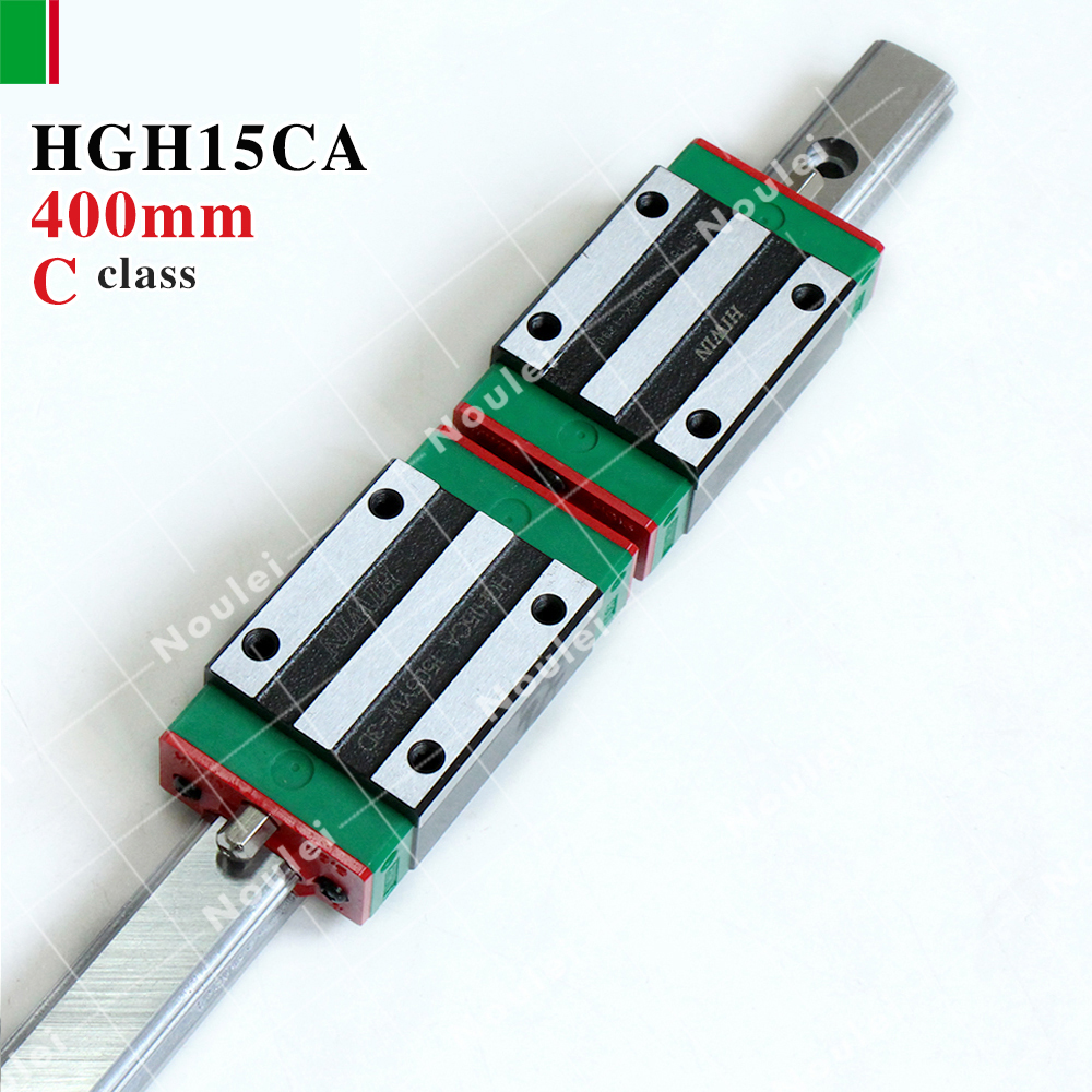 все цены на HIWIN HGH15CA slide block with 400mm linear guide rail 15 HGR15 for CNC z axis HGH15 онлайн