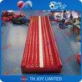 10x2.6x0.6 м дети гимнастика воздуха трек, надувной воздушный трек, надувные тренажерный зал сушильная трек