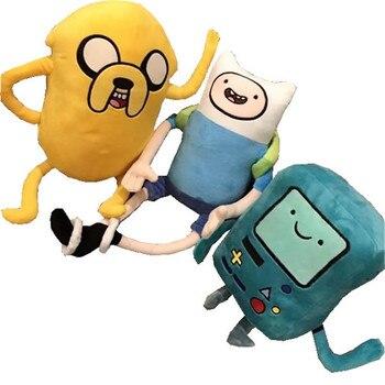 Большие плюшевые игрушки Время приключений