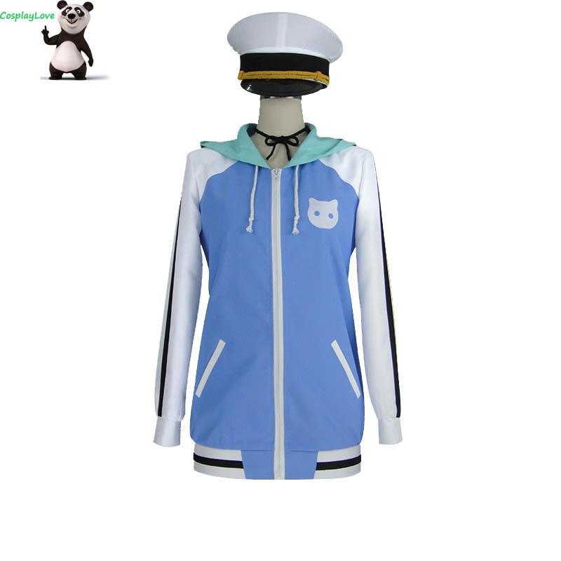 Island Ohara Rinne Cosplay Costume Custom Made For Halloween CosplayLove