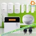 IOS Android APP SIM Sistema De Alarme Home Sem Fio GSM Inteligente Sistema de Alarme da Segurança Home do Assaltante