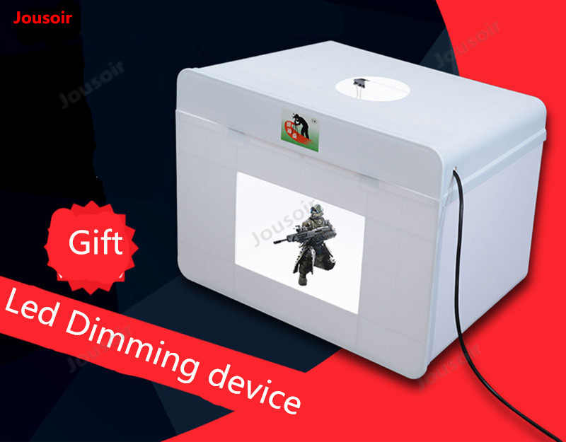 Студия украшений фото light box статический съемки таблицы softbox мини  фото реквизит CD50 T03 691a0df0c6f94