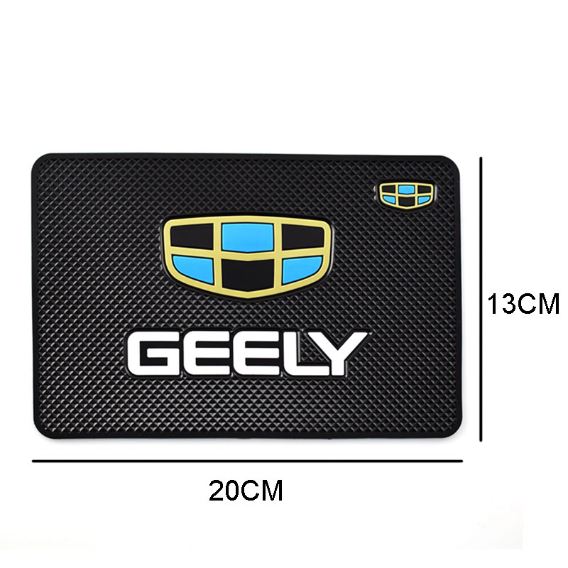 Excellent Car Styling Mat Interior Accessories Case For Geely Emgrand Ec7 Emgrand 7 Ec8 X7 Fc Panda Gc7 SX7 Car-Styling Sticker