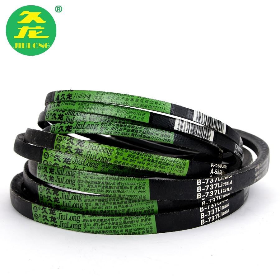 sourcingmap Machinery Drive Band Rubber K Type K28 V Belt