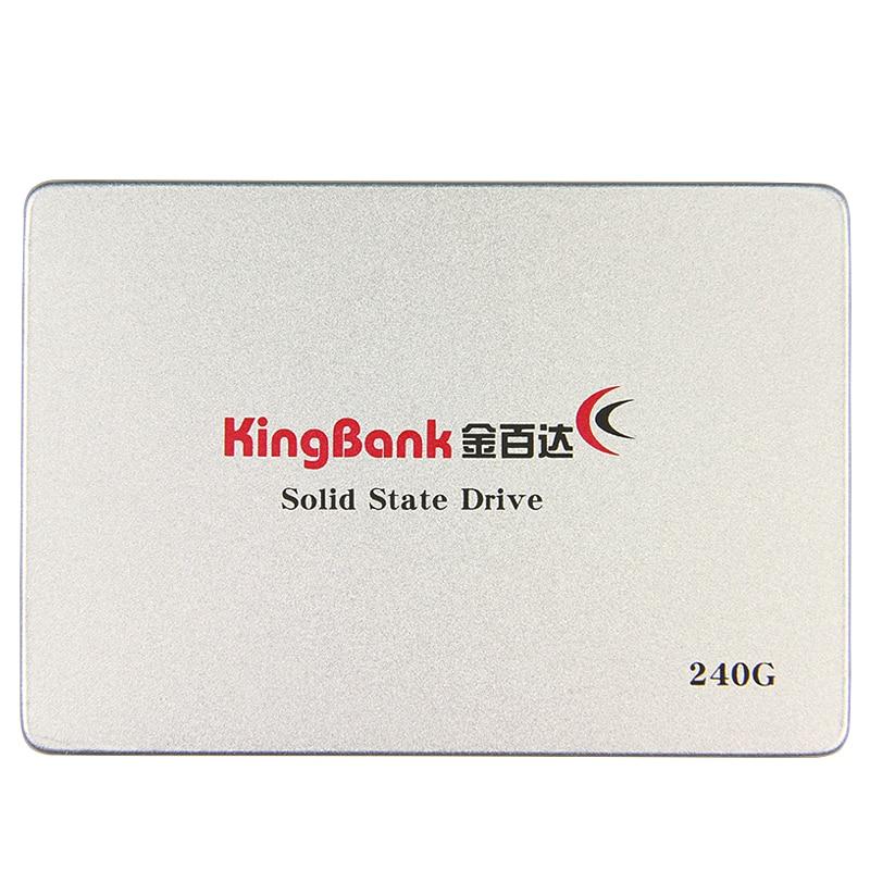 KingBank KP-330 240 GB 240G 2.5 SATA3 SSD Laptop PC Desktop Server 2.5 Dribe Notebook SSD de Estado Sólido Interno computador SSD