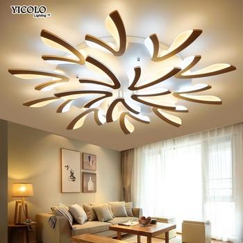 Acryl Moderne plafond verlichting voor woonkamer slaapkamer eetkamer ...