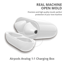 Wireless Charging Box For Airpods Apple Bluetooth Earphone Airpods Charger House Perfect Match Apple Headset Wireless Charger