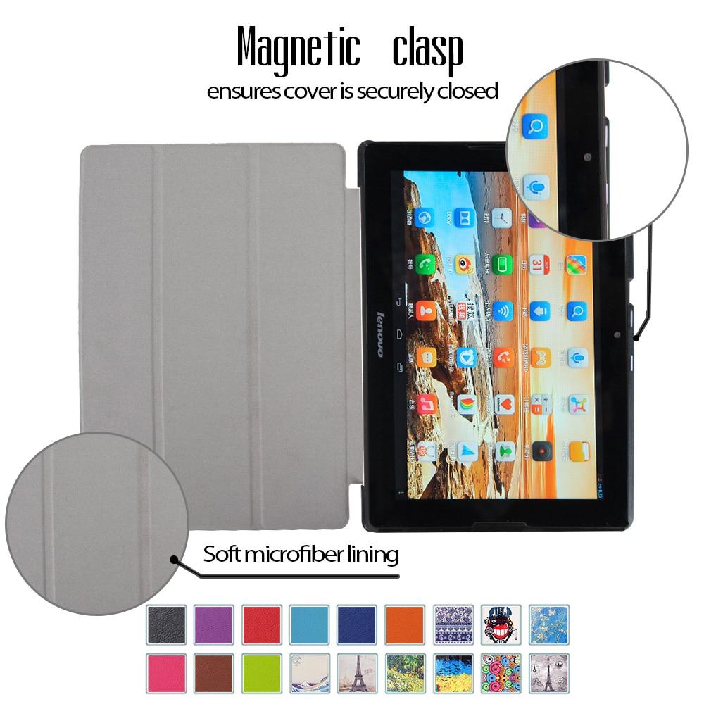 Beschermhoes voor Lenovo Tab 2 A10-70F A10-70L A10-30 X30F 10.1 & TAB - Tablet accessoires - Foto 3