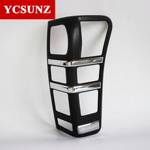2012-2017 For Isuzu d-max Accessories Rear Lights Cover For Isuzu d-max Special Parts For Isuzu Chevrolet d-max Ycsunz
