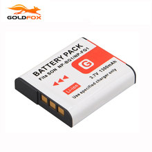 New 1300mAh NP BG1 NP BG1 NPBG1 Camera Battery For SONY DSC W130 W210 W220 W300