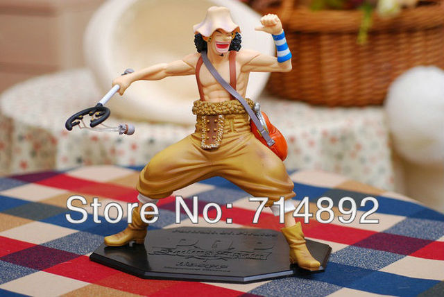 free shipping Japanese Anime Figure,Megahouse POP Excellent Model,One Piece Usopp 2 years Later ,PVC 23cm Height