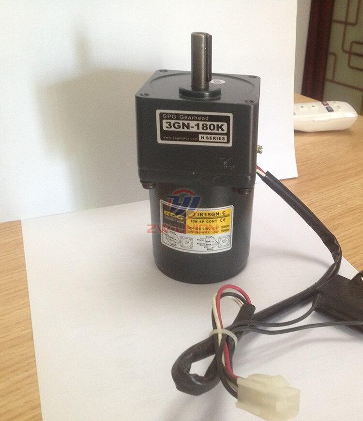 Phaeton UD-3208Q UD-3286Q Printer Feeding Take-up motor 3RK15GNC-3GN200K(15W) gnc 300mg 100