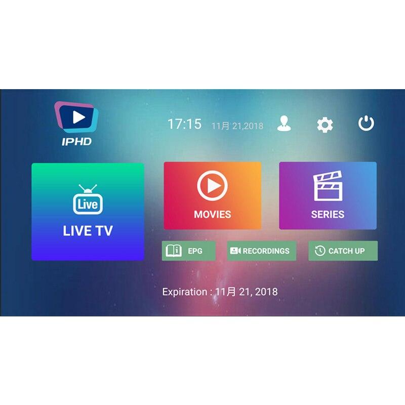 Image 5 - Подписка IPTV 4700 каналов 3700 VOD арабский Европа США канадский Африканский французский индийский латино поток Live Android m3u-in ТВ-приставки from Бытовая электроника