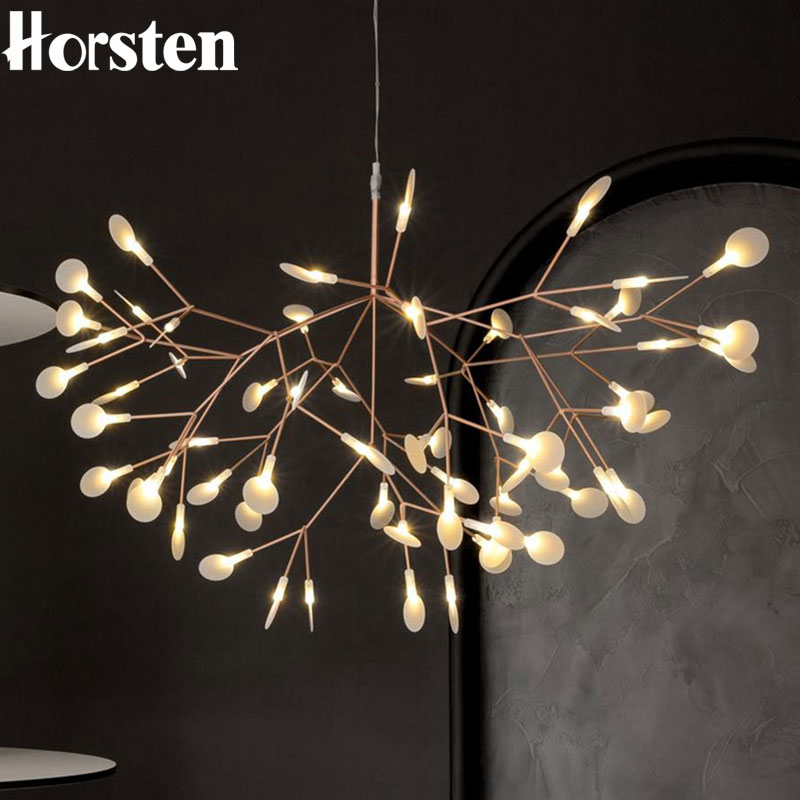 Horsten Nordic Fireflies Led Pendant Lights Modern