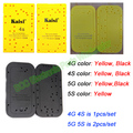 2sets 4 models/set For iPhone 4 4G 4S 4GS 5 5G 5S  repair tools Screw Holes Distribution memory board plate