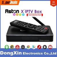 Aston X IP ТВ коробка Азия коллекция android часы в коробке Гонконг Тайвань Китай ТВ каналы hk драма