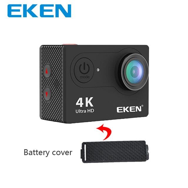 EKEN Câmera Acessórios tampa Da Bateria porta da Bateria para EKEN H9 H9 H9r A8 A9 W8 W9 H9 N9 H8 H8r h6s H5s H8 pro V8s Série Da Câmera