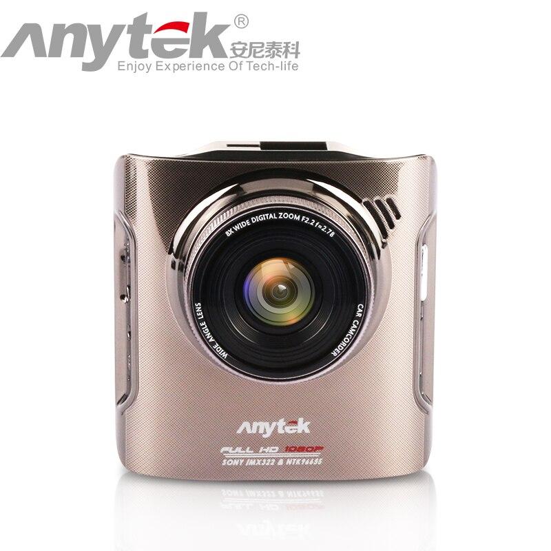 ФОТО Anytek A3 Car DVRs Novatek 96655 Car Camera With Sony IMX322 CMOS Super Night Vision Dash Cam Car DVR Black Box