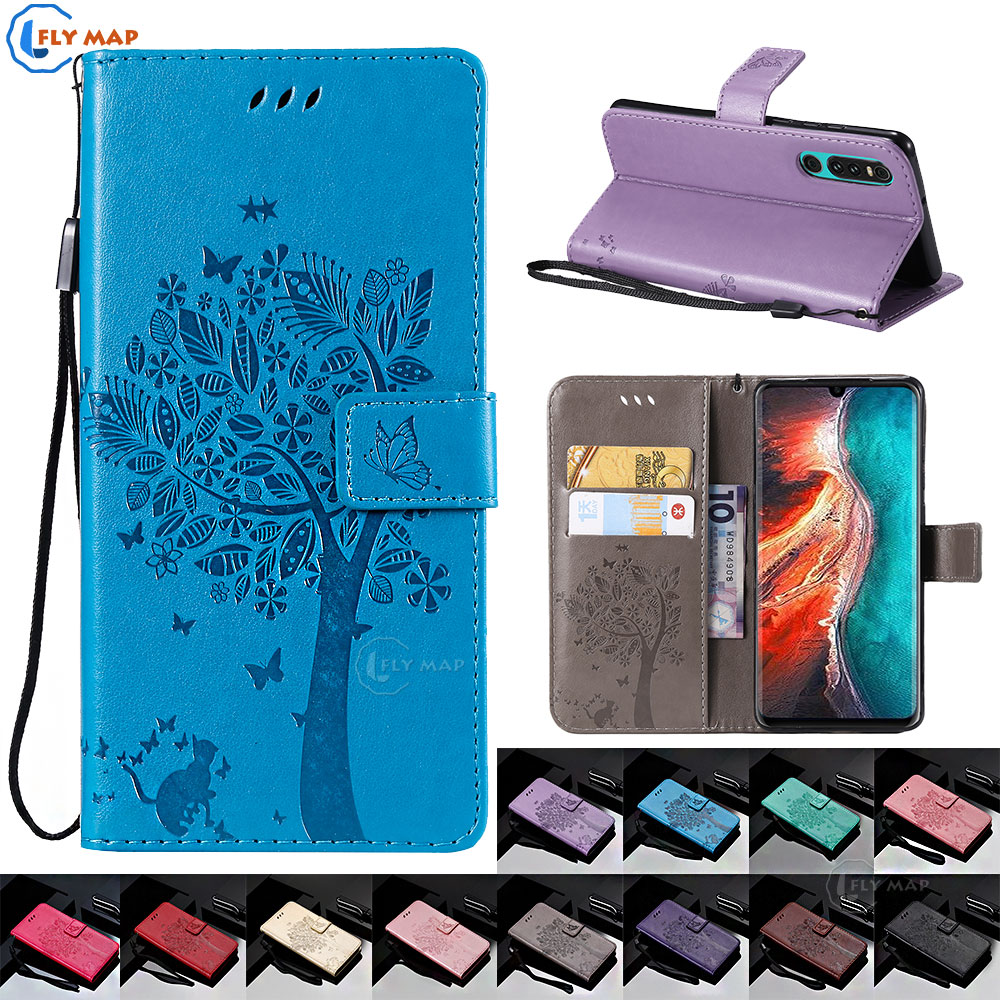 Coque For Huawei P30 ELE L09 L29 Wallet Flip Phone Case Cover For Huawei P 30 ELE-L09 ELE-L29 Phone Leather Cover Case Housing