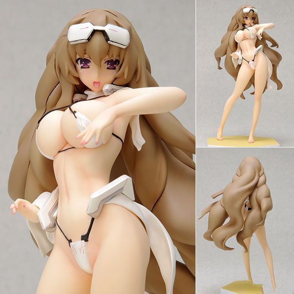 Sexy Anime Figure WAVE Swimsuit Horizon on the Middle of Nowhere Anime Sex Toys Action Figure Sexy Figure PVC figure