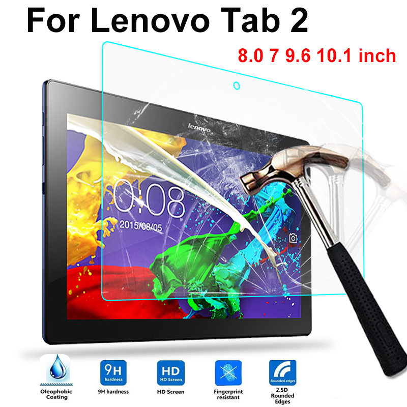 """Tablet Tempered Glass Screen Protector Cover For Lenovo Tab A8-50 A5500 8.0/"""""""