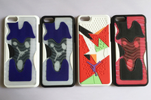 new Jordan sneakers Sole PVC Rubber Cover For iPhone 5c