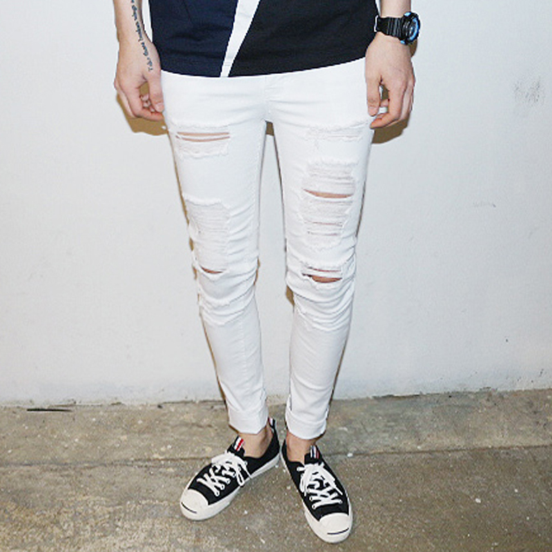 Ripped Jeans For Men Online Shopping - Jon Jean