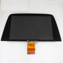 8,0 дюймов LQ080Y5DZ10 с конденсатором сенсорный экран для Opel Chevrolet автомобильный DVD gps навигация авто