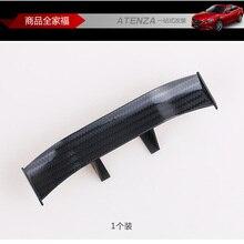 Автомобильный задний крыло багажника выступ Спойлеры подходит для 13-16 BYD S6 4 двери 2013