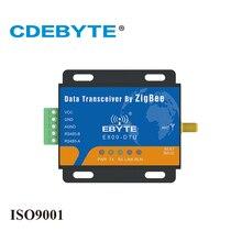 زيجبي CC2530 وحدة E800 DTU (Z2530 485 20) RS485 240MHz 20dBm شبكة شبكة مخصصة شبكة 2.4GHz زيجبي جهاز بث استقبال للترددات اللاسلكية